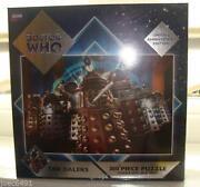 Dr Who Jigsaw