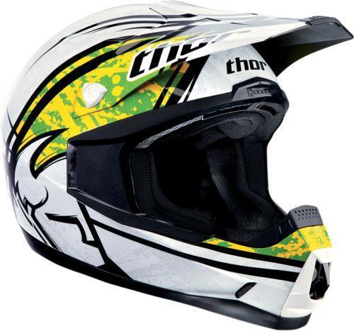Thor Dirt Bike Helmet Ebay