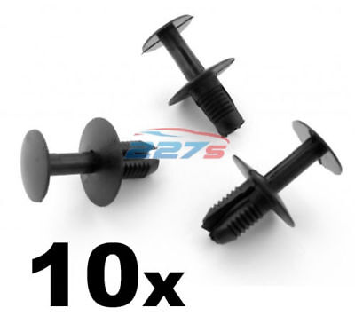Bmw Interior Panels - 10x BMW Interior & Boot Lining Clips- Interior Trim clips for Panels & Carpets