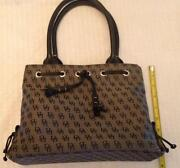 Dooney & Bourke Canvas Purse