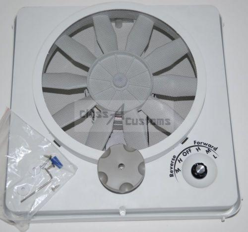 12 Volt Rv Fan Ebay