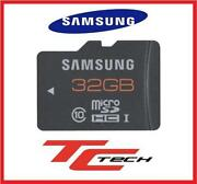 TF Memory Card 32GB