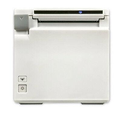 Epson Tm-m30 Thermal Pos Printer Usb Bluetooth Lan Auto Cutter Wps White