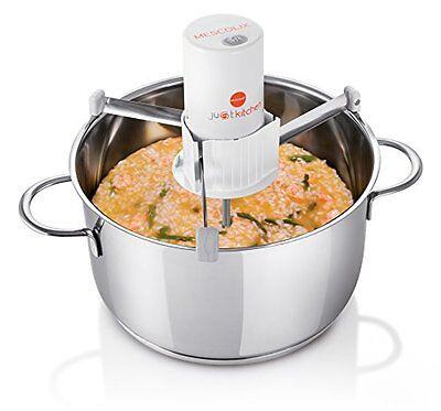 MACOM Just Kitchen 860 Mescolix Mescolatore Elettrico Automatico (f0X)