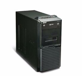 ACER Veriton M221 Minitower PC (Win7x64)