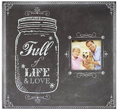 Love Expandable Scrapbook Picture Memories Photo Pictures Album Pages Storage