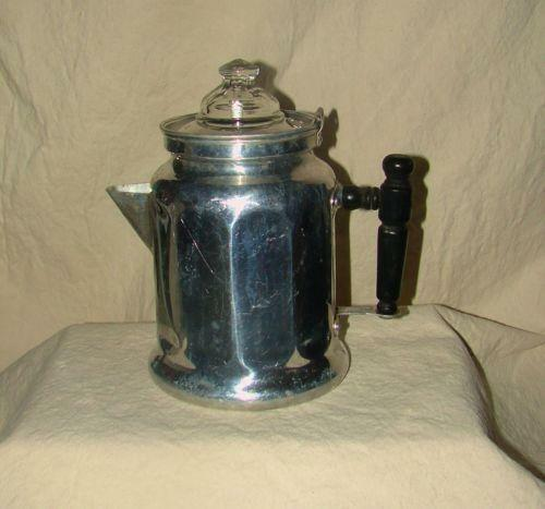 Vintage stove top coffee percolator ebay for Best coffee percolator
