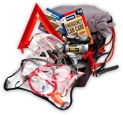 Lifeline AAA 77 Piece Warrior Road Assistance Tool Kit