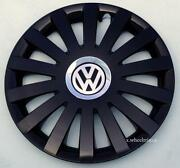 VW Wheel Trims 15