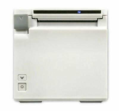 Epson Tm-m30 Thermal Pos Printer Usb Lan Auto Cutter Wps White C31ce95021