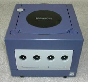 Blue gamecube