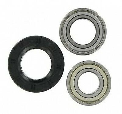 SAMSUNG WASHING MACHINE SKF DRUM BEARINGS & SEAL 6205Z 6206Z fits over 75 models for sale  Shipping to Nigeria