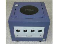 ** GameCube + Mario Kart for sale **