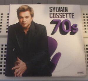 CD - Sylvain Cossette 70s