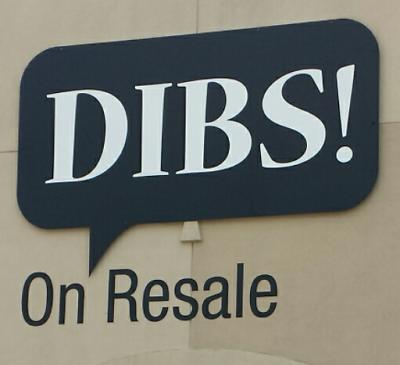 Dibs! On Resale