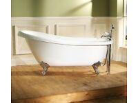 Traditional Freestanding Bath & Basin