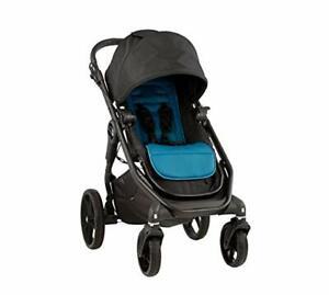 Baby Jogger City Select Stroller w/ Tray and SHERPA Taiga