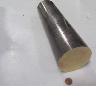 932 Sae 660 Bearing Bronze Rod 4 Dia. X 13 Length 1 Pcs