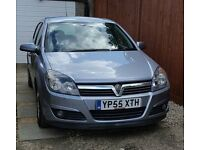 Silver VAUXHALL ASTRA 1.6 SXi Manual Hatchback ****** LOW MILEAGE ******