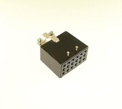 2pcs Beau Cinch S318cct Jones 18 Pin Socket 38331-8018 Connector Cable Clamp Top