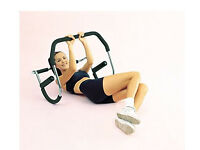 Body Sculpture Official Ab Trimmer/Roller With Headrest
