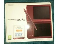 Nintendo DSi XL + games bundle