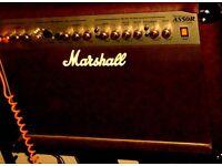 MARSHALL AS 50 R - 50 WATT ACOUSTIC AMPLIFIER