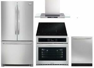 Frigidaire Built-In Kitchen Packages on sale at aniks appliances