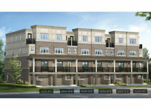 Luxury Townhouse in North Oshawa for Sale