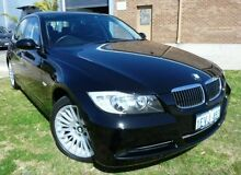 2005 BMW 325I E90 Executive Black 6 Speed Automatic Sedan Willagee Melville Area Preview