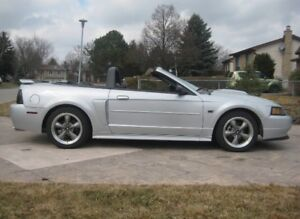 2002 Ford Mustang gt Convertible 310hp