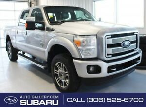 2015 Ford Super Duty F-350 SRW PLATINUM | POWER STROKE DIESEL |