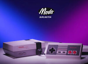 MOD & ADD 700+ GAMES TO YOUR NINTENDO NES MINI CLASSIC EDITION!!