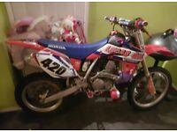 Crf 150 2009