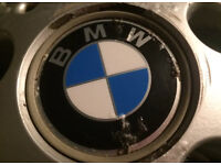 Genuine BMW 17 inch alloy wheels