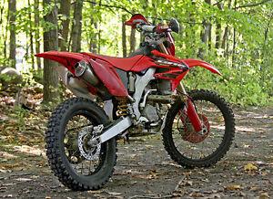 2004 Honda CRF 250x  ---Very Well Upgraded---