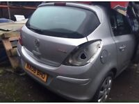 VAUXHALL CORSA D 1.3 CDTI 2006 2007 2008 2009 2010 2011 2012 BREAKING FOR SPARES