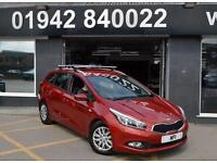 2012 62 KIA CEED 1.4 CRDI 1 ECODYNAMICS 5D 89 BHP DIESEL STATIONWAGON ESTATE,