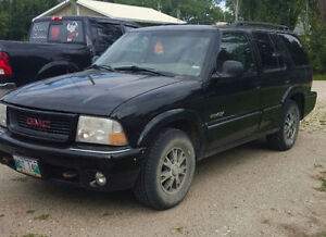 1998 GMC Jimmy Envoy