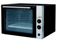 Tansik Brand New Commercial Electric Convection Oven 4 trays, Tray size:318*440