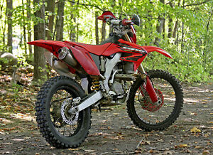 2004 Honda CRF 250x  ---Very Well Upgraded---