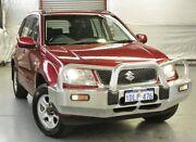 2008 Suzuki Grand Vitara JB Type 2 Shining Red 5 Speed Manual Wagon Myaree Melville Area Preview