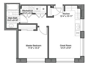 Centre Suites on 3rd, 945 3rd Ave E #401, $224,900