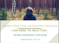 Professional Accounting and Tax Services - FREE CONSULTATION