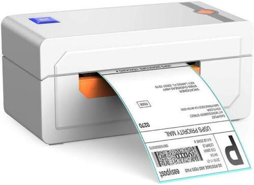 BEEPRT Bluetooth Thermal 4x6 High Speed Shipping Label Printer - White