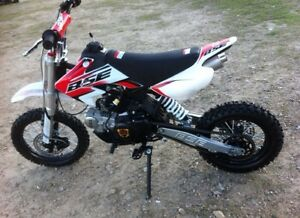 Brand New 125cc Dirt Bike Helensvale Gold Coast North Preview