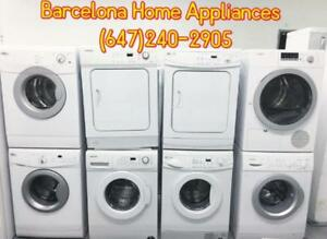 "FRONT LOAD WASHER DRYER 24"" 1 YEAR WARRANTY AND FRRE DELIVERY ONLY UNTIL FEB 20"