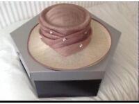 Wedding hat.