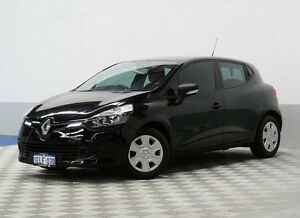 2014 Renault Clio X98 Authentique Black 5 Speed Manual Hatchback Jandakot Cockburn Area Preview