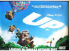 Pixar's 'UP' UK Quad poster Oxford Road, Manchester